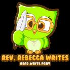 Rev Rebecca Writes Logo