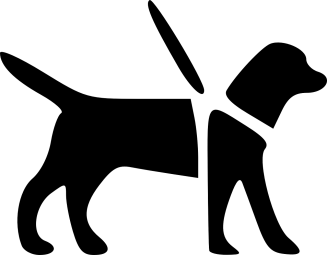Image sows a guide dog logo