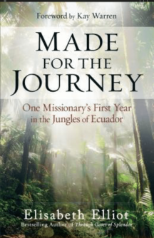 Made for the Journey book cover