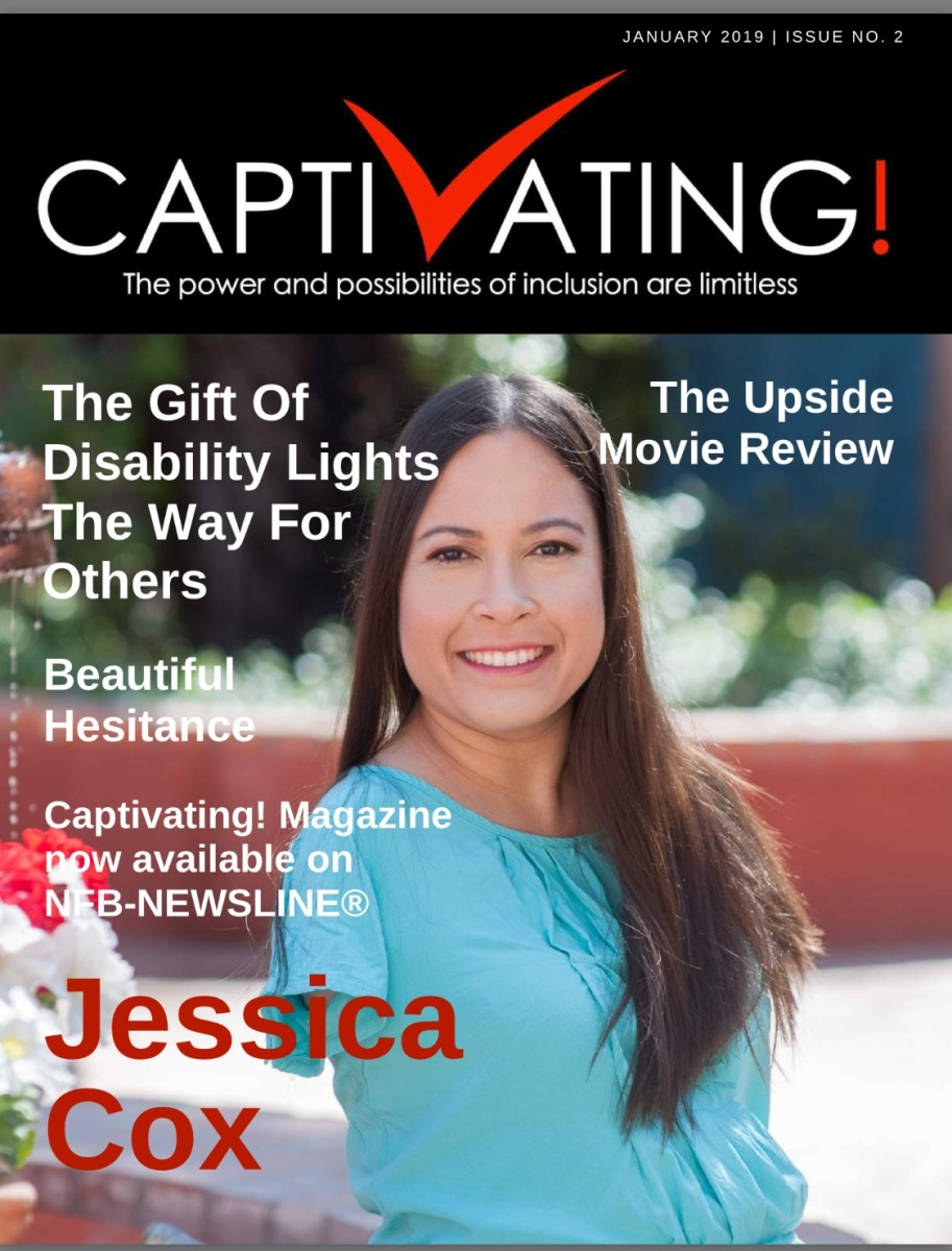 magazine articles concerning men and women with the help of disabilities