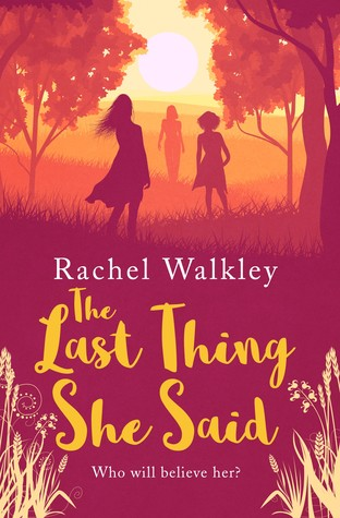 the last thing she said goodreads cover