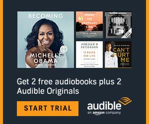 audible affiliate link