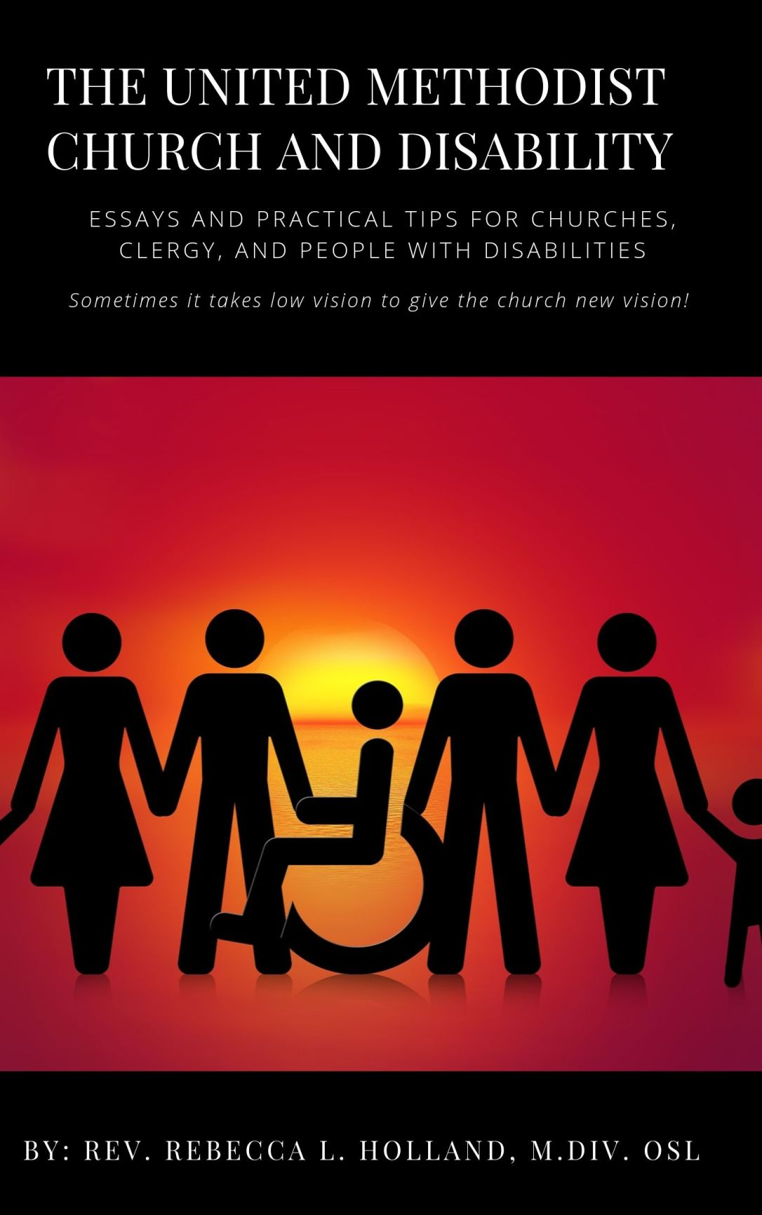 UMC and disability book cover ebook