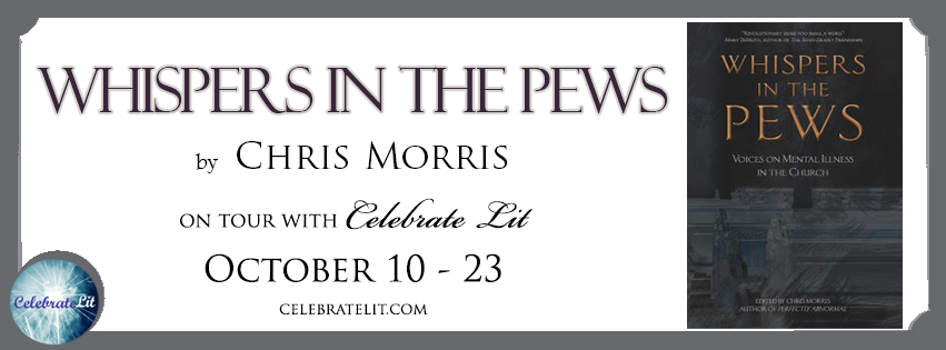 whispers in the pews banner