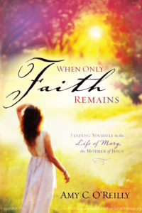 The cover shows a woman in a white dress facing a sunrise