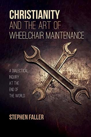 The cover of the book shows two wrenches