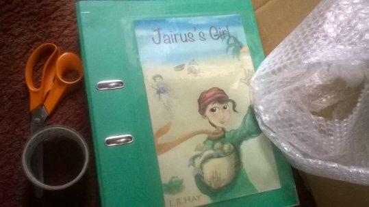 Jairus's Girl large print folder (1)